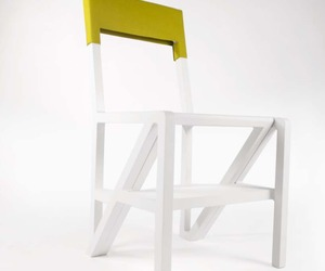 Elda Chair by Elda Bellone & Davide Carbone