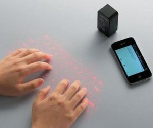 Elecom Projection Keyboard