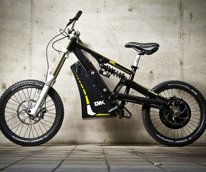 Electric Motocross Bike