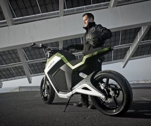Electric Motorbike by Volta Motorbikes