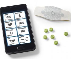 Electronic Medication Monitoring Pills