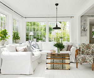 Elegant and stylish Swedish villa