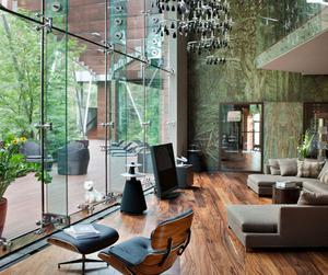 Elegant Design Showcased by Modern House Near Moscow