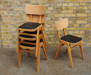 elemental | Four cafe chairs