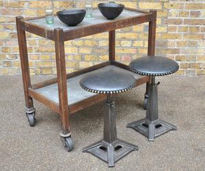 elemental | pair singer stools