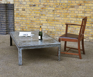 Rivet Coffee Table from elemental