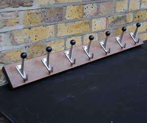 elemental | Run of 7 reclaimed vintage hooks