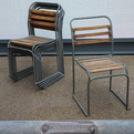 elemental | Steel Tube Chairs