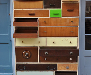 Up-cycled Drawer Cabinet from elemental