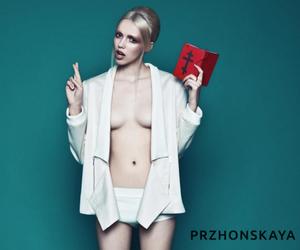 Elena Przhonskaya spring/summer 2013
