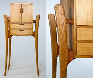 Elevation Cabinet by Nicholas Hartley