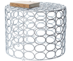 Ellipse Table from Modern Chic Home
