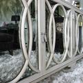 Elliptical Orbits - Stylish custom cabinet