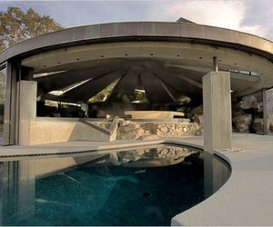 Elrod House by John Lautner