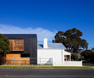 Elsternwick House by Simon Couchman Architects