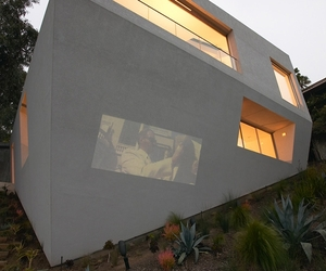 Embracing the Hill + House in Pacific Palisades
