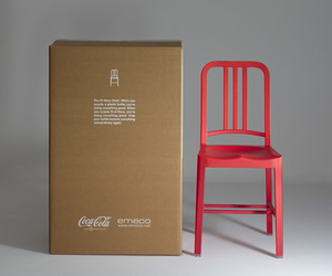 Emeco with Coke