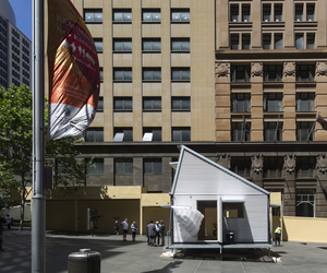 Emergency Shelters by Carter Williamson Architects