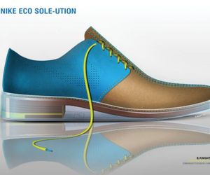 Emily Knight's Nike Eco Sole-ution
