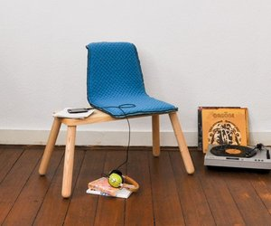 EMMA, the sitting object