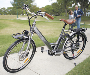 eMoto Hybrid Electric Bike