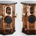 Empire Steam Steampunk Speakers