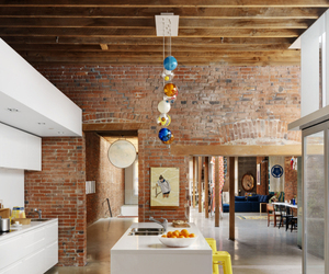 Enamoring Restoration of a Heritage Building + Loft