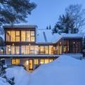 Enchanting Redesigned Rural Cabin