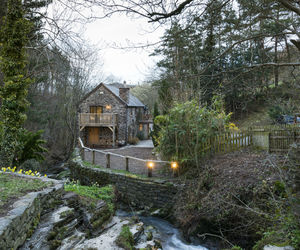Enchanting Water Mill in Corwen, North Wales