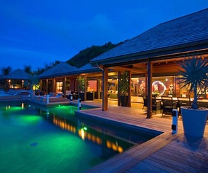 Enchanting zen villa in St. Barts