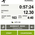 Endomondo Fitness Tracking App