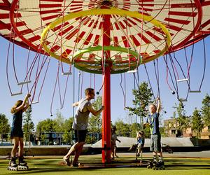 Energy Carousel by Ecosistema Urbano