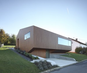 Energy House by Architekten Stein Hemmes Wirtz