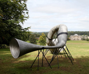 Enjoy Natures Music Through Studio Weaves Horns