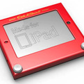 Etch A Sketch for iPad