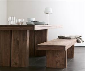 Ethos Walnut Furnitures from Mac&Mac