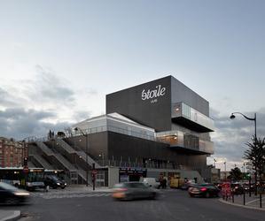 Etoile Lilas Cinema by Hardel et Le Bihan Architectes