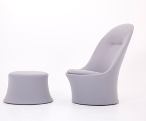'Eva' armchair by Anderssen & Voll