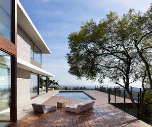 Evans House LA: Magnificent Remodel
