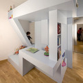 Eva's bed by h2o architectes
