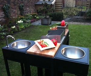 Ever considered creating your own oneQ outdoor kitchen?