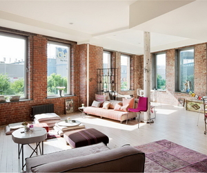 Exceptional Bohemian Style Loft in Chelsea
