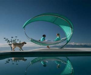 Exclusive and Minimalist Outdoor Hammock