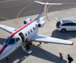 Exclusive Shopping Excursion via Private Jet