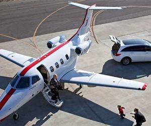 Exclusive Shopping Excursion via Private Jet