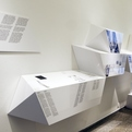 Exhibition Design for 'Architectural Particles'