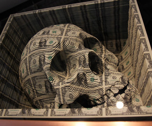 Exotic Art from Currency