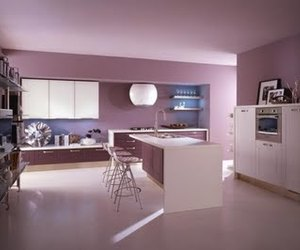 Exotic Kitchen Design by Cucine Lube