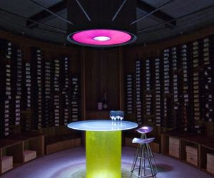 Exotic wine house by Jones Studio