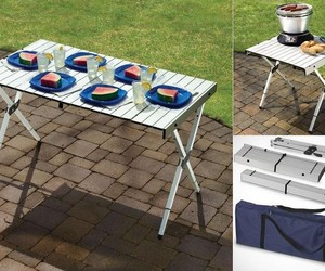 Expandable Portable Table